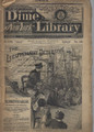 1887 BEADLE'S NEW YORK DIME LIBRARY # 469 DIME NOVEL STORY PAPER