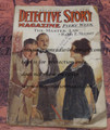 1920 DETECTIVE STORY MAGAZINE PULP JOHNSTON MCCULLEY & ASSORTED AUTHORS