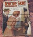 1920 DETECTIVE STORY MAGAZINE PULP HUGH KAHLER SCOTT CAMPBELL & ASST AUTHORS