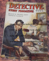 1921 DETECTIVE STORY MAGAZINE PULP JOHNSTON MCCULLEY JOHN HUNTER & ASST AUTHORS