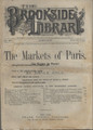 VERY SCARCE BROOKSIDE LIBRARY #316 FRANK TOUSEY DIME NOVEL STORY PAPER