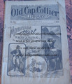 OLD CAP COLLIER #554 MOUNTAIN MART THE PLACER DETECTIVE DIME NOVEL