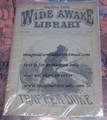 1894 FIVE CENT WIDE AWAKE LIBRARY #1214  STORY DIME NOVEL STORY PAPER