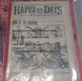 HAPPY DAYS 1896 FRANK TOUSEY BASEBALL STORY PAPER
