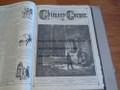CHIMNEY CORNERS 1873 FRANK LESLIE STORY PAPER