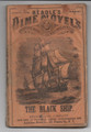 1863 BEADLE'S NEW NOVEL #50 THE BLACK SHIP