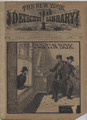1885 NEW YORK DETECTIVE LIBRARY 140 FRANCIS W DOUGHTY DETECTIVE DIME NOVEL