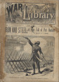 1883 THE WAR LIBRARY 26 CIVIL WAR PORT HUDSON SIEGE DIME NOVEL STORY PAPER