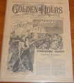 GOLDEN HOURS HANDSOME HARRY PIRATE HUNTER DIME NOVEL