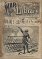 1883 THE WAR LIBRARY #26 DIME NOVEL STORY PAPER