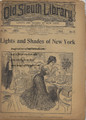 1887 OLD SLEUTH LIBRARY 101 GEORGE MUNRO DIME NOVEL STORY PAPER
