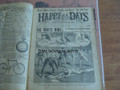 FRANK TOUSEY'S HAPPY DAYS  #209 thru #260 STORY PAPER DIME NOVEL