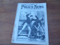 ILLUSTRATED POLICE NEWS #1173 WHITE HATS KKK OF THE NORTH DIME NOVEL STORY PAPER