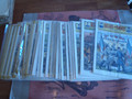 CIVIL WAR BLUE & GRAY WEEKLY FRANK TOUSEY 32 ISSUES COMPLETE RUN DIME NOVEL