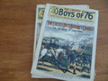 LIBERTY BOYS OF 76 #133 SIEGE OF YORKTOWN FRANK TOUSEY 1903 DIME NOVEL