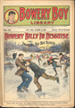 SCARCE BOWERY BOYS LIBRARY #52 DIME NOVEL STORY PAPER
