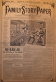 1892 FAMILY STORY PAPER #1005 NORMAN MUNRO STORY PAPER SOUTHERN AMERICANA