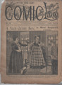 FIVE CENT COMIC LIBRARY #32 COMEDIC TOM TEASER DIME NOVEL STORY PAPER