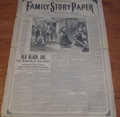 1892 FAMILY STORY PAPER NORMAN MUNRO STORY PAPER SOUTHERN AMERICANA