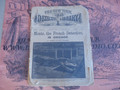 NEW YORK DETECTIVE LIBRARY #253 1897 DIME NOVEL STORY PAPER
