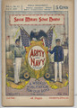 UPTON SINCLAIR ARMY AND NAVY #17 WEST POINT & ANNAPOLIS DIME NOVEL STORY PAPER