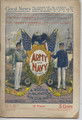 UPTON SINCLAIR ARMY AND NAVY #04 WEST POINT & ANNAPOLIS DIME NOVEL STORY PAPER