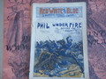 RED, WHITE & BLUE WEEKLY #36 BEVERLY KENNON SECRET SERVICE CIVIL WAR DIME NOVEL