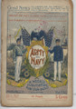UPTON SINCLAIR ARMY AND NAVY #07 WEST POINT & ANNAPOLIS DIME NOVEL STORY PAPER