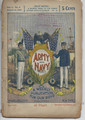 UPTON SINCLAIR ARMY AND NAVY #09 WEST POINT & ANNAPOLIS DIME NOVEL STORY PAPER