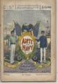 UPTON SINCLAIR ARMY AND NAVY #12 WEST POINT & ANNAPOLIS DIME NOVEL STORY PAPER