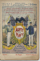 UPTON SINCLAIR ARMY AND NAVY #18 WEST POINT & ANNAPOLIS DIME NOVEL STORY PAPER