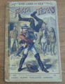 "ALDINE ""O'ER LAND & SEA"" LIBRARY #166 THE FRESH IN TEXAS DIME NOVEL STORY PAPER"