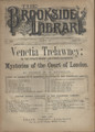 VERY SCARCE BROOKSIDE LIBRARY #258 FRANK TOUSEY DIME NOVEL STORY PAPER