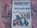 RED, WHITE & BLUE WEEKLY #57 BEVERLY KENNON SECRET SERVICE CIVIL WAR DIME NOVEL