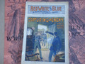 RED, WHITE & BLUE WEEKLY #44 BEVERLY KENNON CIVIL WAR DIME NOVEL STORY PAPER