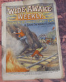 WIDE AWAKE WEEKLY #135 SCARCE FIREMAN FIRE FIGHTING DIME NOVEL STORY PAPER