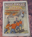 WIDE AWAKE WEEKLY #99 SCARCE FIREMAN FIRE FIGHTING DIME NOVEL STORY PAPER