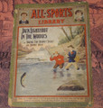 1905 ALL-SPORTS LIBRARY #05 SCARCE ATHLETE STREET AND SMITH DIME NOVEL