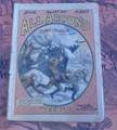 SCARCE ALL AROUND WEEKLY #22 FRANK TOUSEY DIME NOVEL STORY PAPER