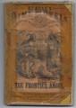 1861 BEADLE'S DIME NOVELS # 15 FRONTIER ANGEL DIME NOVEL STORY PAPER