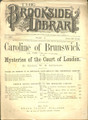 VERY SCARCE BROOKSIDE LIBRARY #236 FRANK TOUSEY DIME NOVEL STORY PAPER