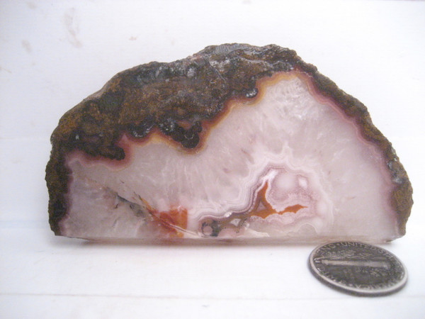 Dryhead Crystal Agate*