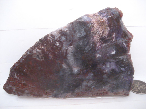 Blood Vein Agate~