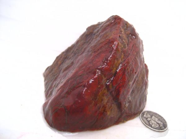 Red Hematite Jasper.