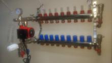 NCOF pumping station