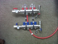 Pex Ready Radiant Floor Manifold 100012-5