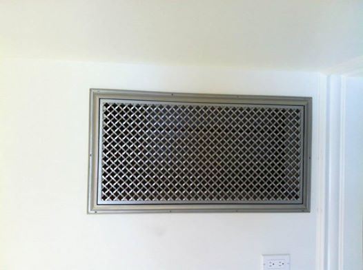 LazyVent Filter Grille