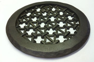 """10"""" Round Iron Ring Grille"""