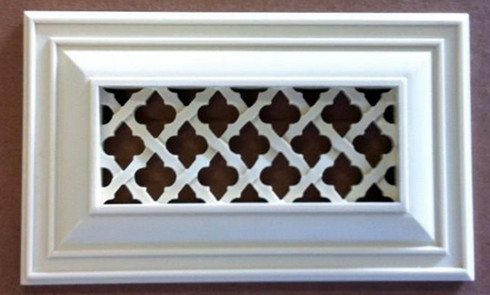 Ribbon Sample Grille