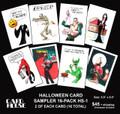 Halloween Card Sampler  HS-1-16